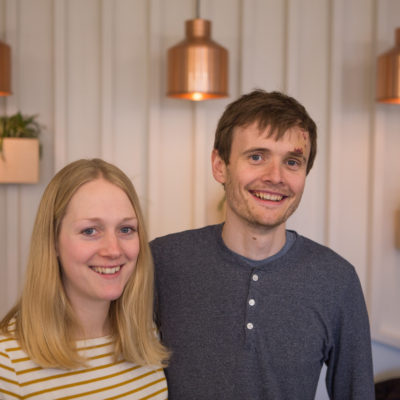 Pete and Katie Caldicott Profile Image