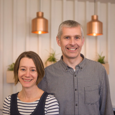 Andrew and Claire Knight Profile Image